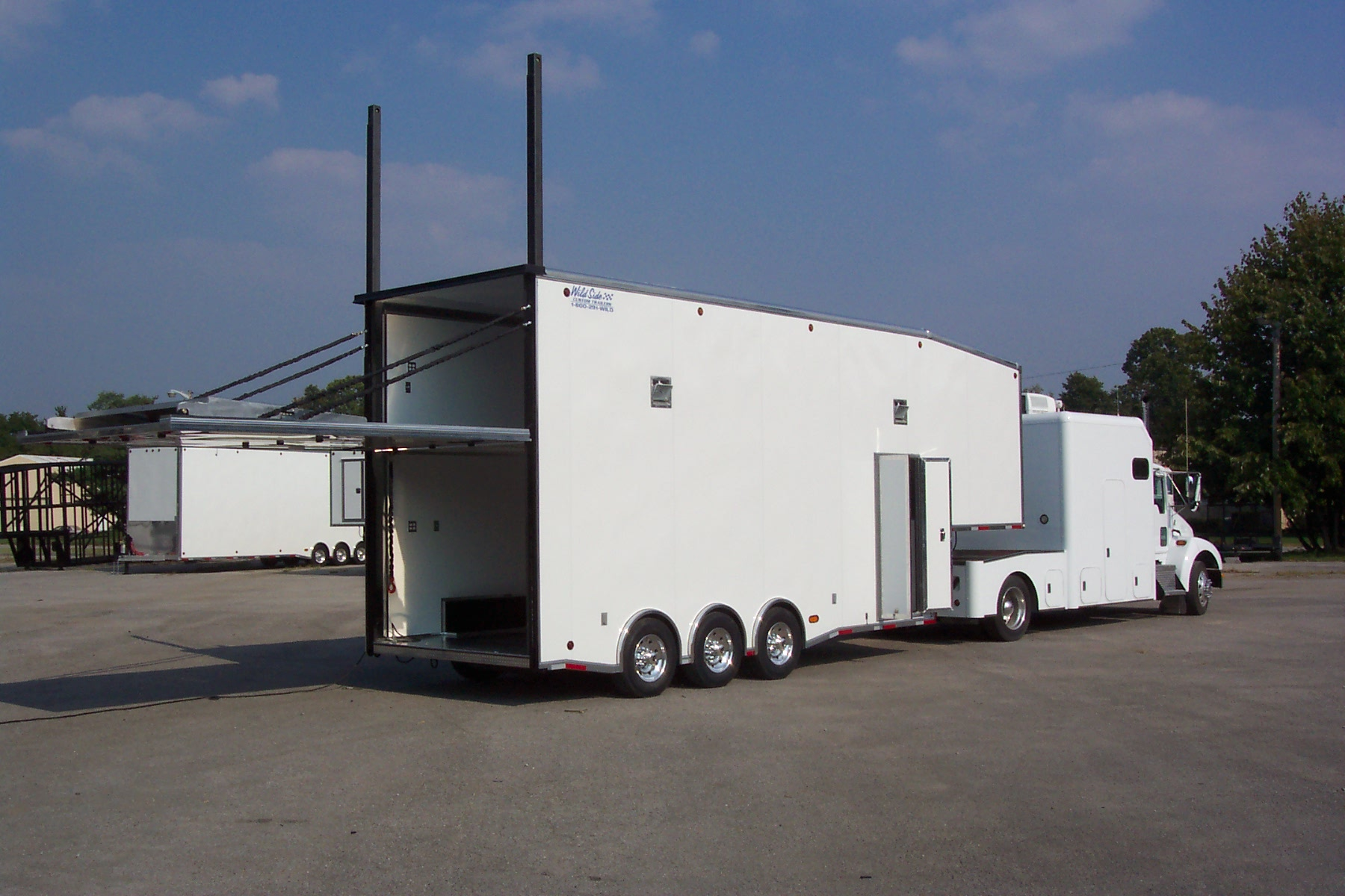 Stacker Trailer Lift : Used lift gate stacker trailers autos post