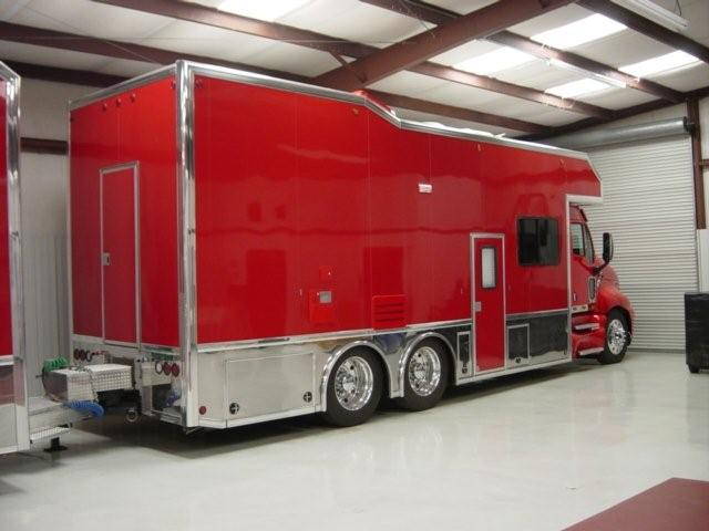 5150 race trailer